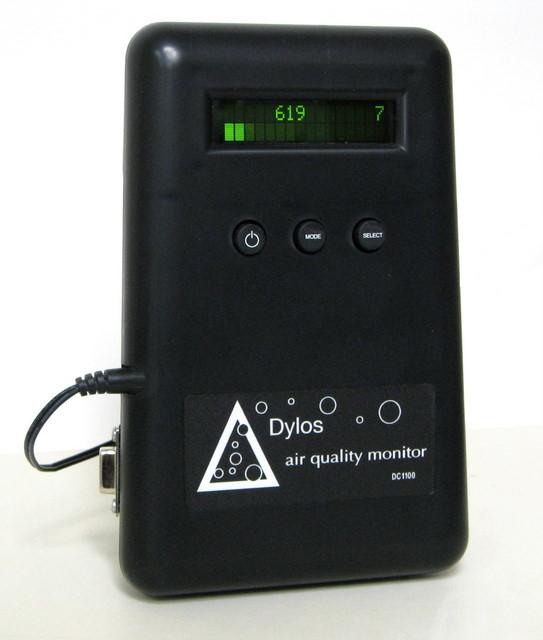 Air Quality Particulate Monitor