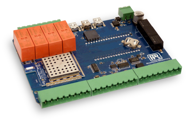 Wireless remote controls for building and industrial automation