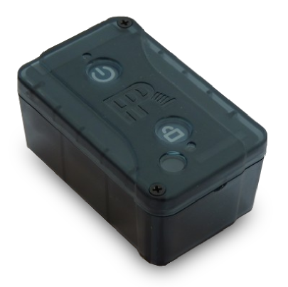 Wireless Temperature & Humidity data logger front view