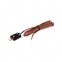 Thermocouple - type J